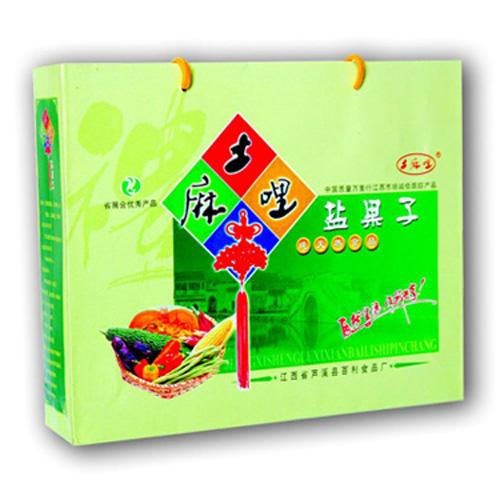 580g礼盒盐果子